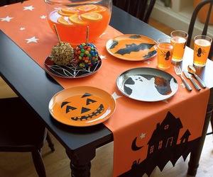 decoracao and Halloween image