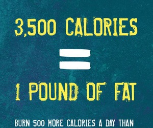 fitness, calories, and fit image
