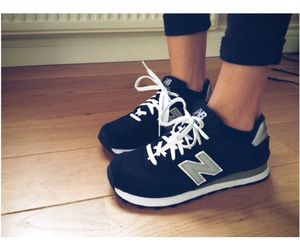shoes, black and white, and dutch image
