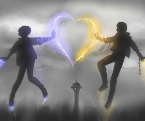 fetch, delsin, and infamous second son image