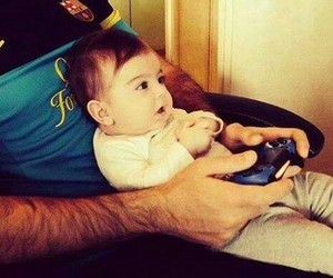 baby and play image