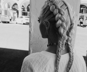 Braid Styles For White Hair Mesmerizing 61 Images About Braid Hairstyles On We Heart It  See More About .