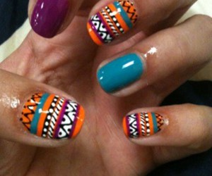 37 images about bohemian clothes nail art on we heart it see nail art prinsesfo Gallery