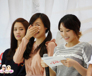 girls generation, smile, and snsd image