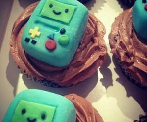 bmo, cupcake, and adventure time image