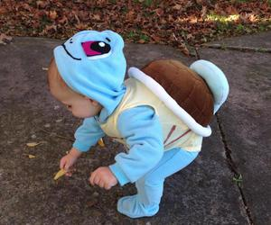adorable, baby, and Halloween image