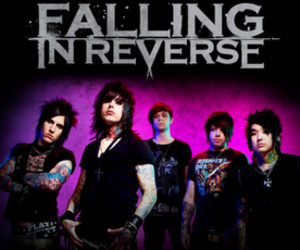 falling in reverse, band, and ronnie radke image