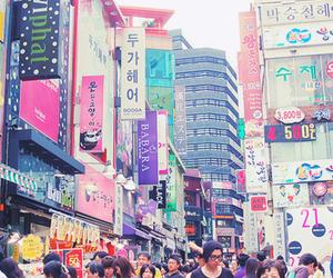 korea, city, and south korea image