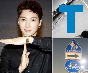 Leeteuk, T, and Park Jungsoo image