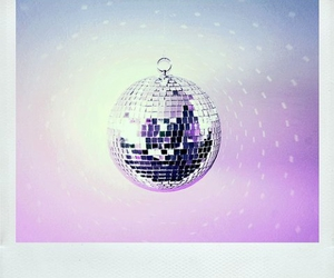 disco and discoball image