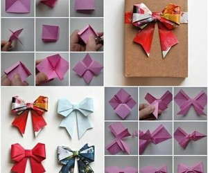 diy, gift ideas, and paper gift image