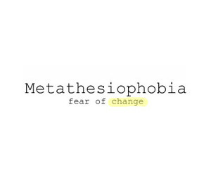 change, fear, and phobia image