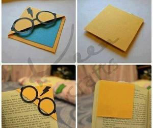 bookmark, diy bookmark, and diy image