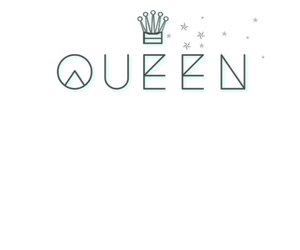 background, girl, and Queen image