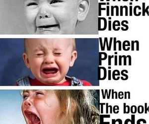 prim, the hunger games, and hunger games image