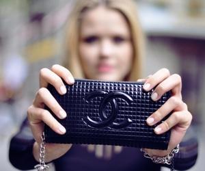 chanel, fashion, and purse image