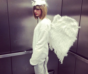 1989, blank space, and Halloween image