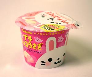 kawaii, cute, and bunny image