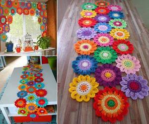 crochet, crafts, and diy image
