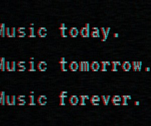 music, forever, and quotes image