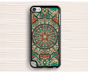 ipod touch 5 case, touch 5 case, and flower ipod 5 case image