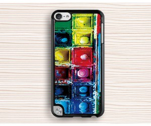touch 5 case, vivid ipod 5 case, and painting ipod case image