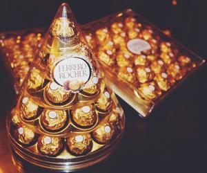 chocolate, classy, and ferrero rocher image