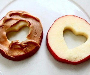 apple, fruit, and fitness image