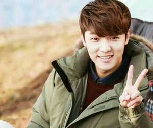 cnblue, kang min hyuk, and the heirs image