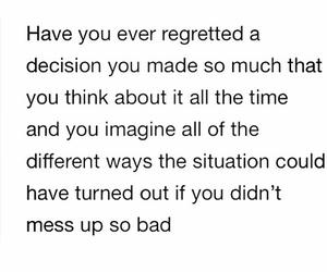life, quote, and sad image