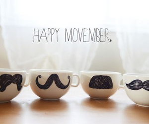 november, cup, and happy image