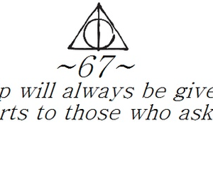 albus dumbledore, harry potter, and j.k.rowling image