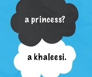 princess, got, and game of thrones image