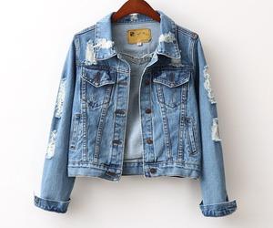 jeans, denim, and grunge image