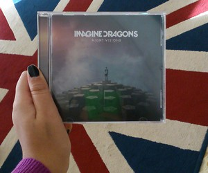 cd, tumblr, and night visions image