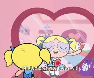 bubbles, pretty, and cartoon image