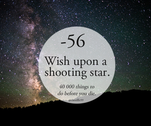 stars, wish, and quotes image