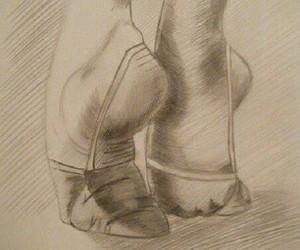 gymnastics, passion, and legs image