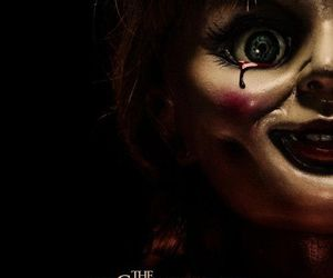 annabelle and horror image