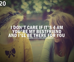 best friends, quote, and bestfriend image