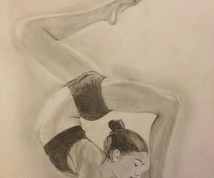 ballet, gymnastics, and dance image