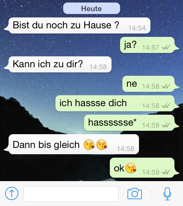Chat Freunde