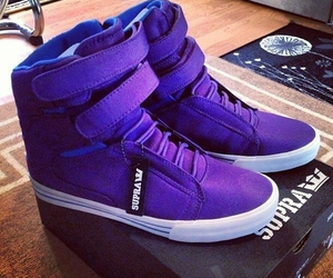supra and purple image