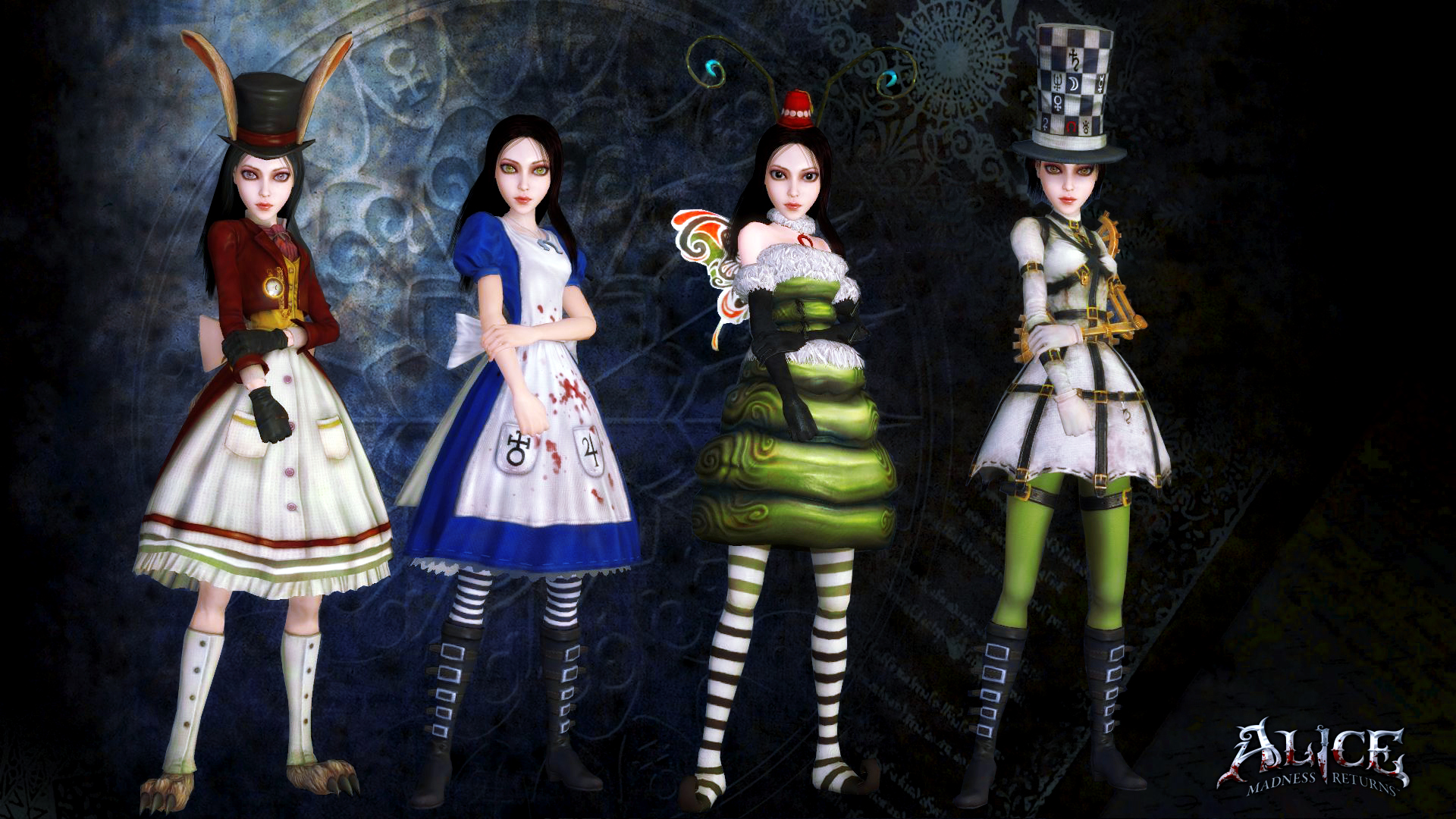Alice Madness Returns Walkthrough Chapter 2 doll american mcgees alice   allaboutwales