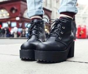 boots and grunge image