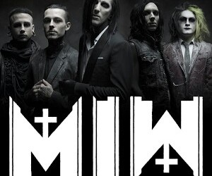 app, miw, and motionless in white image