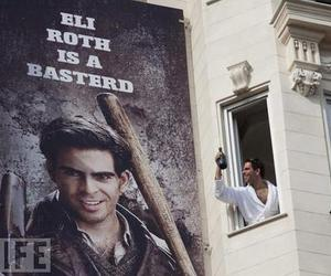 eli roth and inglorious basterds image