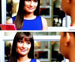 glee, rachel berry, and pezberry image
