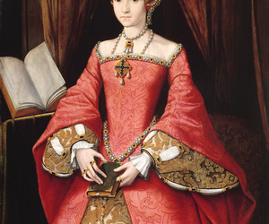 elizabeth I, art, and Queen image