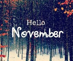 autumn, hello, and awsome image